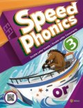 Speed Phonics 3 Student Book w/Workbook,Audio CD,Digital CD,and flashcards