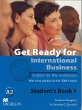 Get Ready for International Business level 1  Student Book with TOEIC