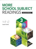 More School Subject Reading 2nd edition Level 3 Student Book with Workbook and Hybrid CD