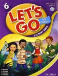 Let's Go 4th Edition level 6 Student Book with CD Pack