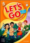 Let's Go 4th Edition level 5 Student Book with CD Pack