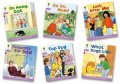 Oxford Reading Tree Stage 1+ More First Sentences A with CD