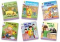 Oxford Reading Tree Stage 1+ First Sentences C with CD