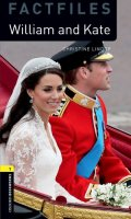 Stage 1 William and Kate Book & CD Pack