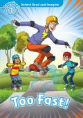 Level 1: Too Fast Book & CD Pack