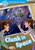 Level 1: Clunk in Space Book & CD Pack