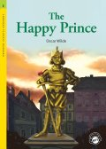 Level1: The Happy Prince with MP3 CD