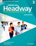American Headway 3rd edition Level 5 Student Book with Oxford Online Skills
