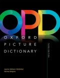Oxford Picture Dictionary 3rd Edition Monolingual