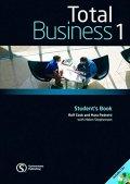 Total Business Pre-Intermediate level 1 Student Book w/CD
