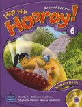 Hip Hip Hooray 2nd Edition 6 Student Book with CD