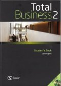 Total Business Level 2 Intermediate Student Book with Audio CD