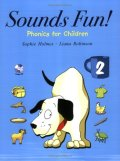 Sounds Fun ! 2 Student Book with Audio CD(Short  Vowels)
