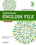 American English File 2nd Edition Level 3 Student Book w/Oxford Online Skills