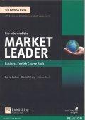 Market Leader Extra 3rd Edition Pre- Intermediate CourseBook w/DVD-ROM