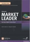 Market Leader Extra 3rd Edition Advanced CourseBook w/DVD-ROM