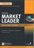 Market Leader Extra 3rd Edition Elementary CourseBook w/DVD-ROM
