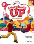 Everybody Up 2nd Edition Level 5 Student Book with CD Pack