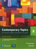 Contemporary Topics fourth edition Level 2 Student Book
