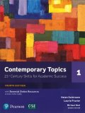 Contemporary Topics fourth edition Level 1 Student Book