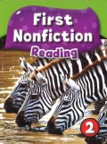 First Nonfiction Reading 2 Student Book  with Workbook and CD-ROM