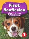 First Nonfiction Reading 1 Student Book  with Workbook and CD-ROM