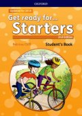 Get Ready for Starters 2nd edition Student Book & Audio pack