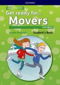 Get Ready for Movers 2nd edition Student Book & Audio pack