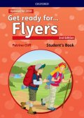 Get Ready for Flyers 2nd edition Student Book & Audio pack