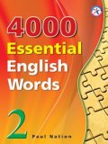 4000 Essential English Words 2 Student Book with Answerkey