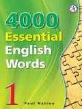 4000 Essential English Words 1 Student Book with Answerkey