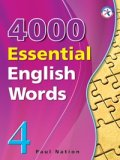 4000 Essential English Words 4 Student Book with Answerkey