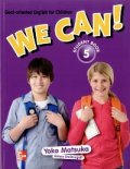 We Can! 5 Student Book with CD