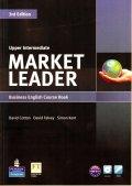 Market Leader Upper-Intermediate 3rd Edition Course Book w/DVD-ROM