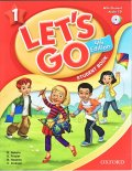 Let's Go 4th Edition level 1 Student Book with CD Pack