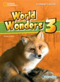 World Wonders 3 Student Book with Audio CD
