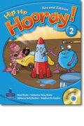 Hip Hip Hooray 2nd Edition 2 Student Book with CD