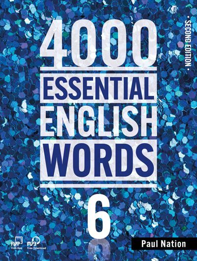 4000 essential english words 2nd edition 6 student bookak books