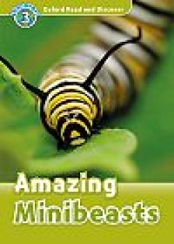 画像1: Oxford Read and Discover レベル3 Amazing Minibeasts