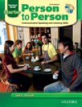 Person to Person 3rd edition Starter Student book with CD