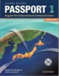Passport 2nd edition level 1 Student Book with Full Audio CD