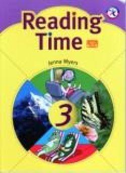 画像1: Reading Time level 3 Student Book