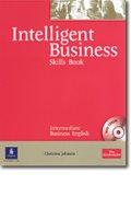 Intelligent Business Intermediate Skills Book with CD-ROM