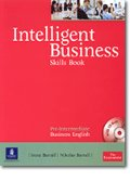 Intelligent Business Pre-Intermediate Skills Book with CD-ROM