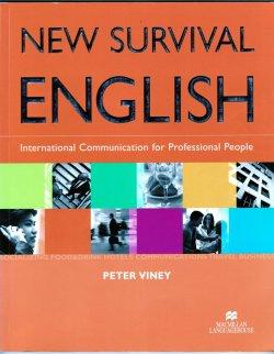 画像1: New Survival English Student Book with Self-Study CD+5回無料オンラインレッスン
