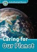 Oxford Read and Discover レベル6:Caring for the Planet MP3 Pack