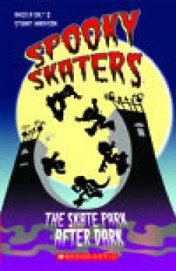 画像1: 【Scholastic ELT Readers】Spooky Skaters:The Skate Park After Dark(Starter level)