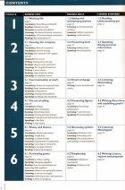 内容チェック!1: Total Business Level 3 Upper-Intermediate Student Book with Audio CD