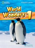 World Wonders 1 Student Book with Audio CD