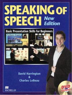 画像1: Speaking of Speech New Edition Student Book with DVD